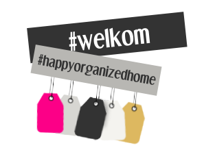 happy organized home moslim blogger